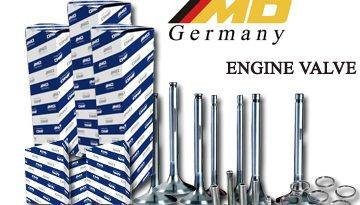 Introduce MD Brand Engine Valve