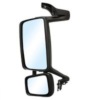 FH/FM MIRROR HEAD W/ SMALL MIRROR W/ MOTOR 24V HEATED (LHD)-LH