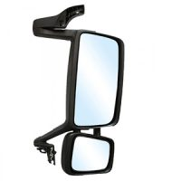FH/FM MIRROR HEAD W/ SMALL MIRROR W/ MOTOR 24V HEATED -RH