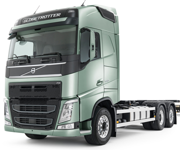 VOLVO FH4 - (2014)