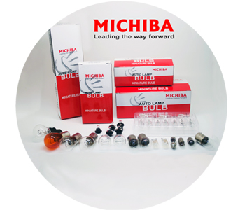 BULBS & SOCKET (MICHIBA)