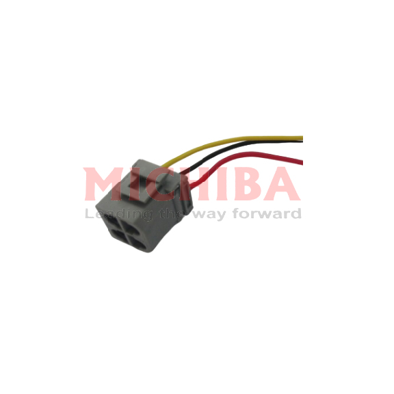 CABLE HARNESS SOCKET HOUSING -3 HOLE